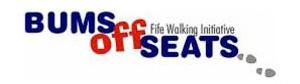 Bums off seats - Fife walking initiative