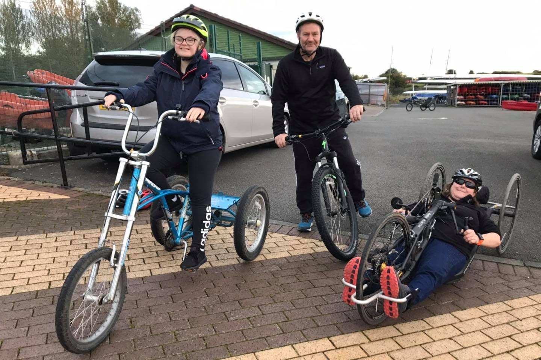 All ability bikes